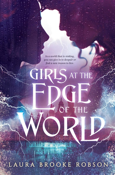 'Girls at the Edge of the World' by Laura Brooke Robson