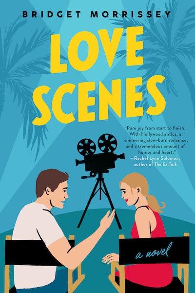 'Love Scenes' by Bridget Morrissey