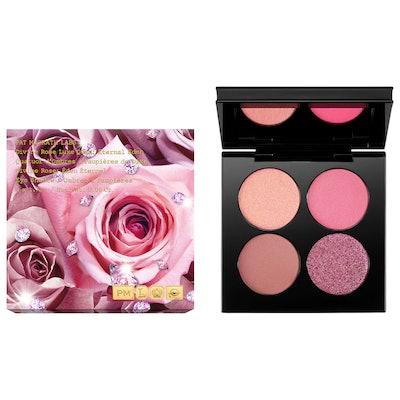 Divine Rose Luxe Eyeshadow Quad: Eternal Eden