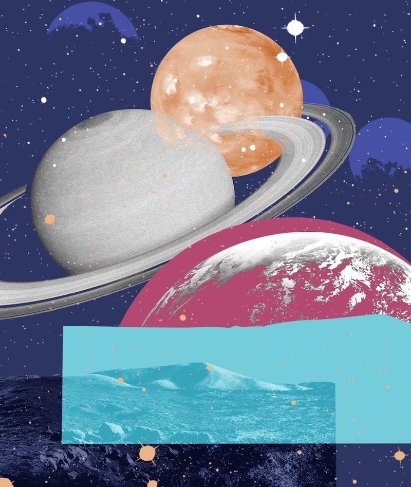 April 2021 Astrology Includes Pluto Retrograde & A Super Full Moon