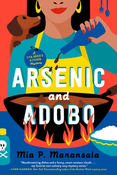 'Arsenic and Adobo' by Mia P. Manansala
