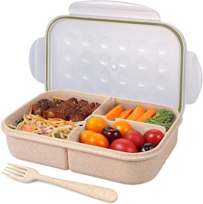 Jeopace Bento Box Container