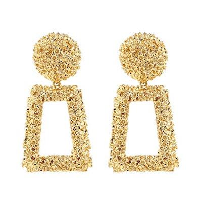 KELMAL Geometric Dangle Earrings