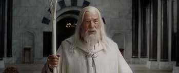 """Gandalf in """"The Lord of the Rings"""""""