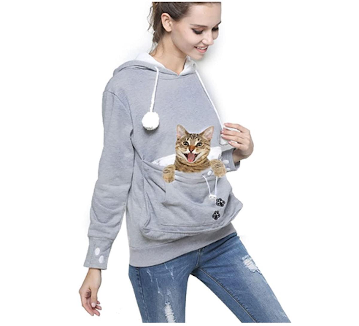 Jomago Pet Carrying Sweatshirt