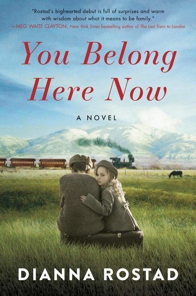 'You Belong Here Now' by Dianna Rostad