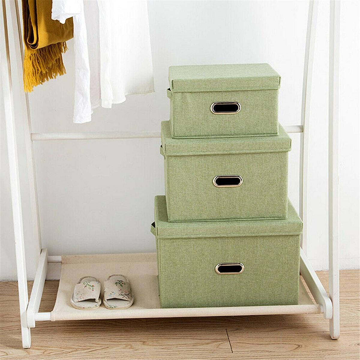 Fabric Storage Bin Box