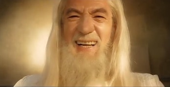 """Gandalf in """"Lord of the Rings"""""""