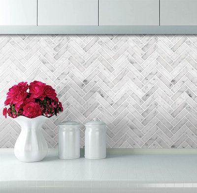 STICKGOO Peel & Stick Tile Backsplash (10 Sheets)