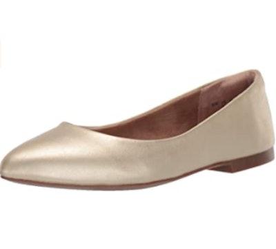 Amazon Essentials Pointed Toe Ballet Flat