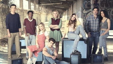 The cast of Freeform's 'Cruel Summer'