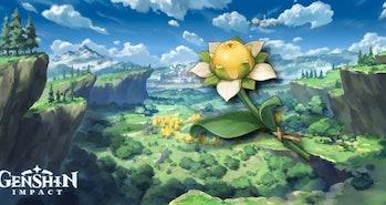 Sweet Flower Genshin Impact