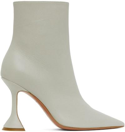 Off-White Giorgia Heeled Boots