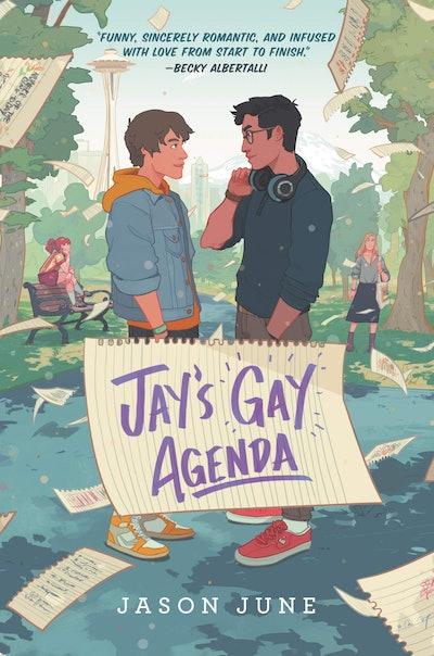 'Jay's Gay Agenda' by Jason June