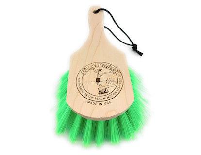 Wood Handle Surf Brush