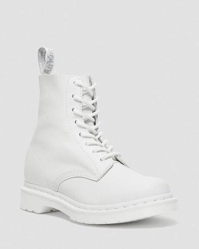 1460 Pascal Mono Lace-Up Boots