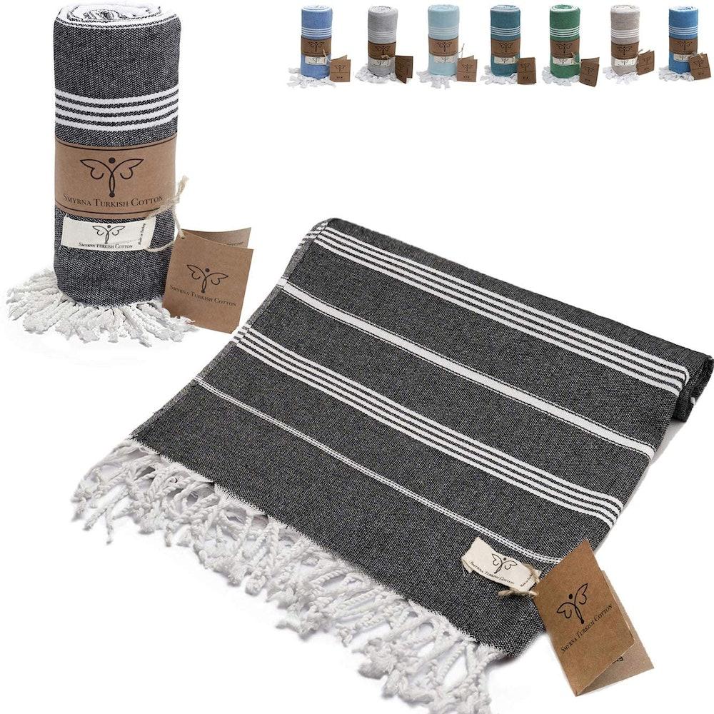 Smyrna Turkish Cotton Towel