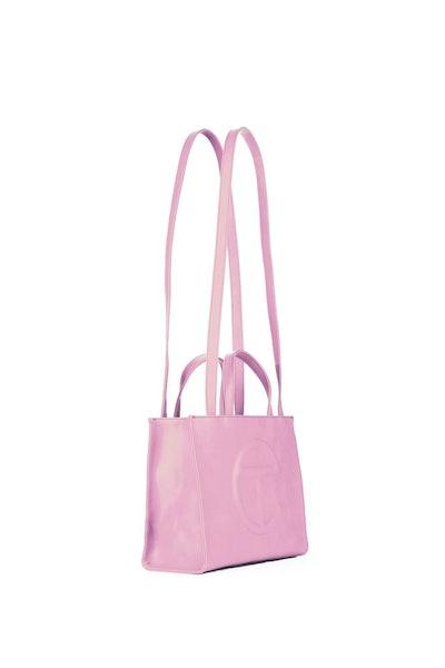 Medium Bubblegum Shopping Bag