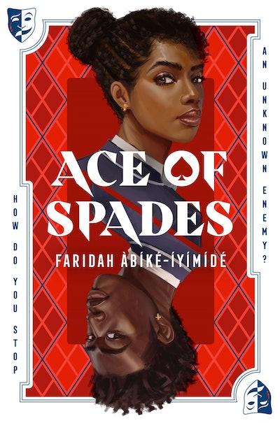 'Ace of Spades' by Faridah Àbíké-Íyímídé