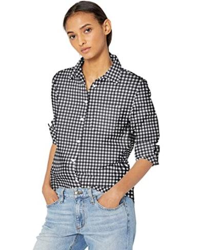 Amazon Essentials Classic Fit Poplin Shirt