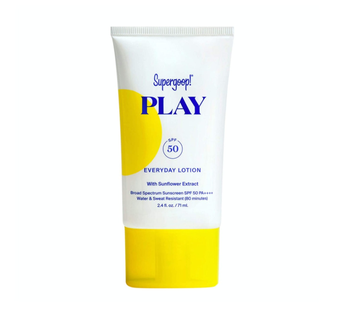Supergoop PLAY Sunscreen, 2.4 fl. oz.