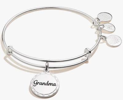 Grandma, 'Wise + Warm' Charm Bangle