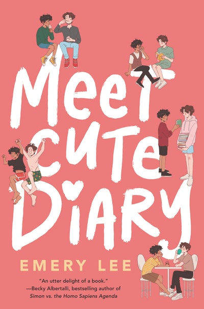 'Meet Cute Diary' by Emery Lee
