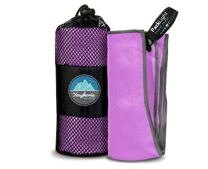 Youphoria Outdoors Microfiber Camping Towel