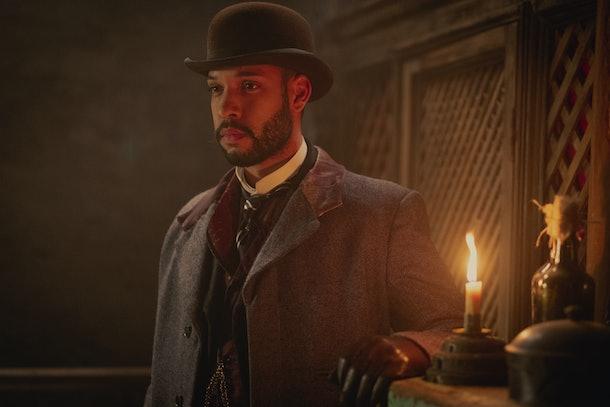 Royce Pierreson as John Watson in The Irregulars