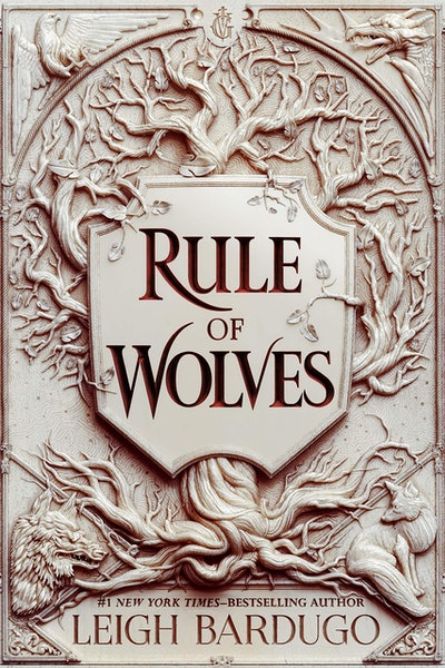 'Rule of Wolves' by Leigh Bardugo