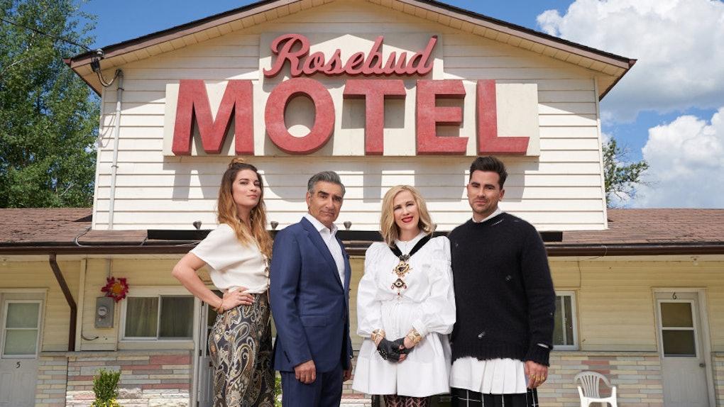 Schitt's Creek Rosebud Motel For Sale