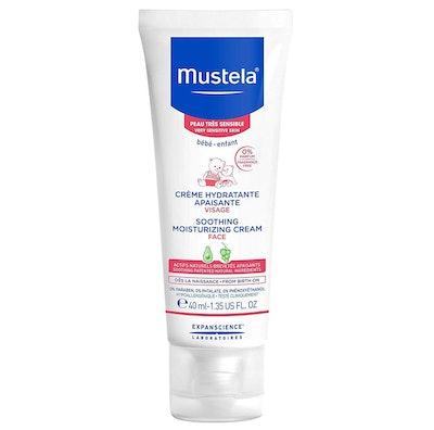 Mustela Soothing Moisturizing Cream