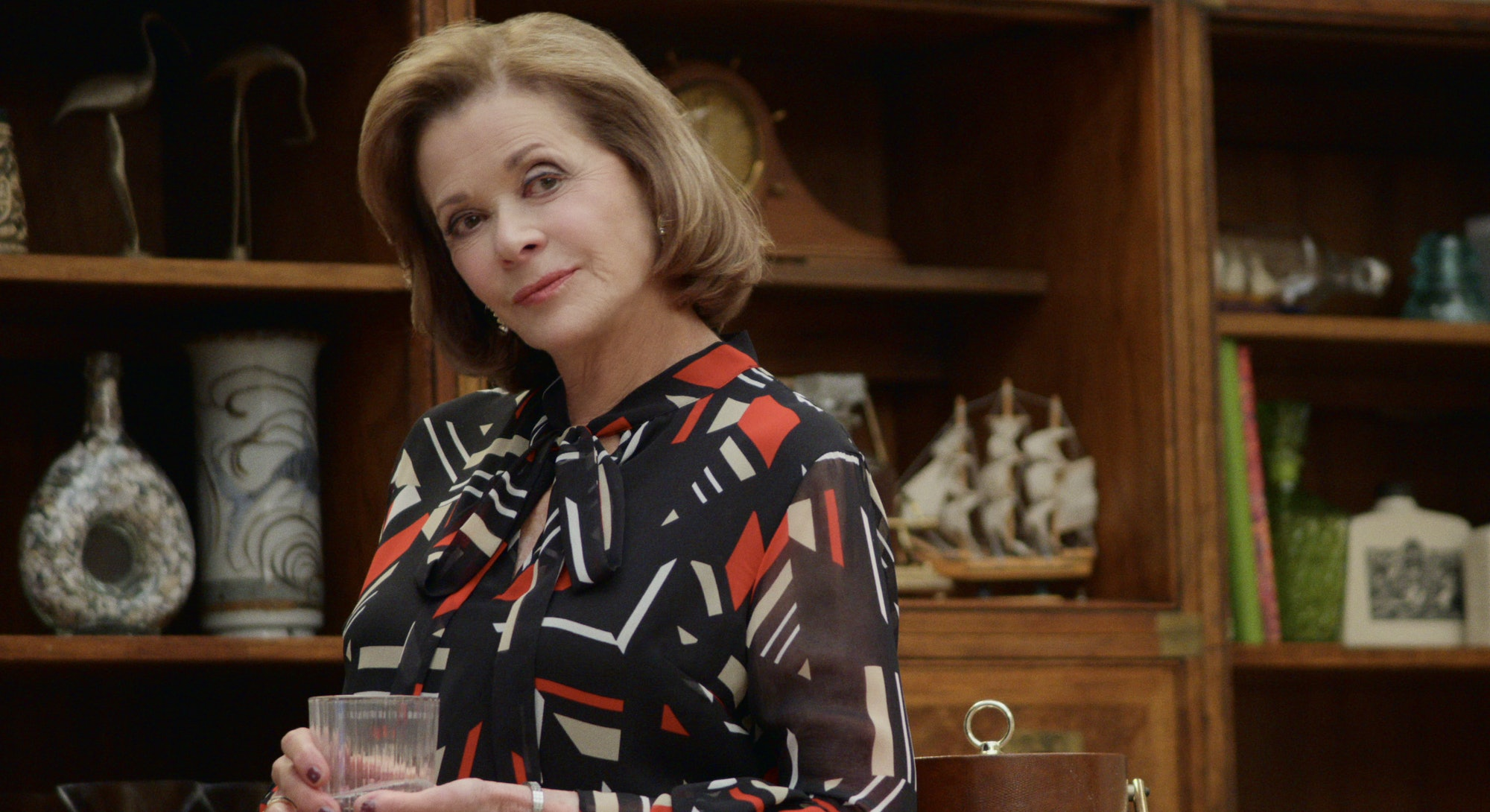 Lucille Bluth was played by Jessica Walter, who died on March 24 at age 80.