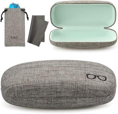 Vemiss Hard Shell Eyeglasses Case