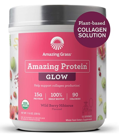 Amazing Grass GLOW Vegan Collagen Support