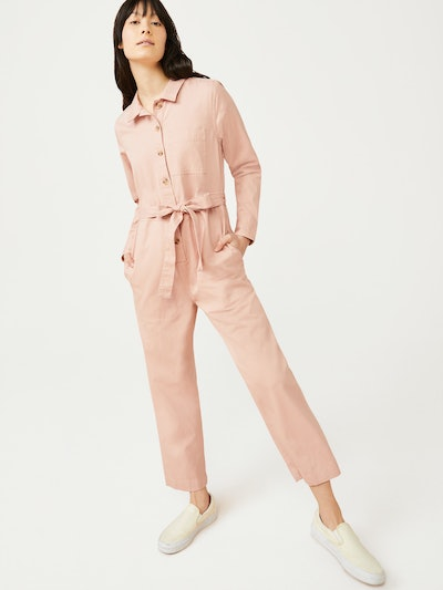 Classic Coveralls with Long Sleeves