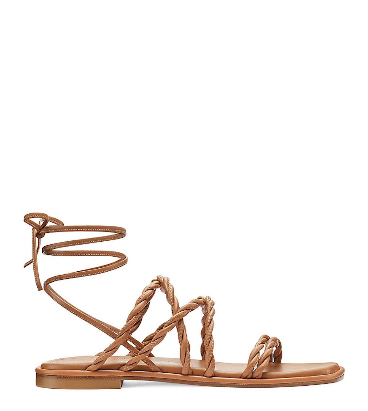 Calypso Lace-Up Sandal