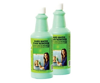 Bio Clean: Eco Friendly Hard Water Stain Remover (2-Pack)