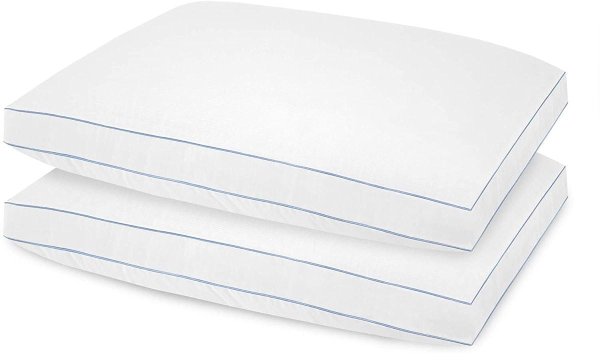 SensorPEDIC SofLOFT Extra-Firm Density Pillows, Standard (2-Pack)