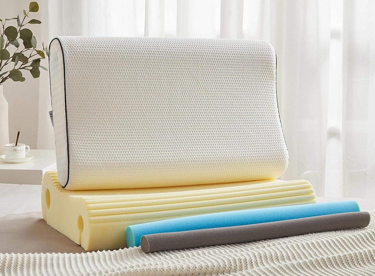 SETORE Extra-Firm Contour Pillow, Standard