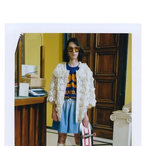 Look 37 In Gucci's Spring 2021 Ready-To-Wear Collection.