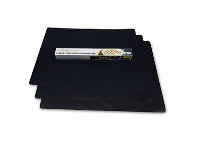 FitFabHome Non-Stick Oven Liners  (3-Pack)