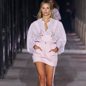 Look 4 From Isabel Marant's Spring 2021 Ready-To-Wear collection.