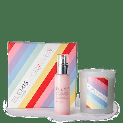 ELEMIS x Olivia Rubin Pro-Collagen Rose & Relax Duo