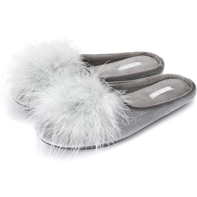 BCTEX COLL Velvet House Slippers