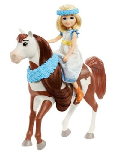 Spirit Untamed Miradero Festival Abigail Doll