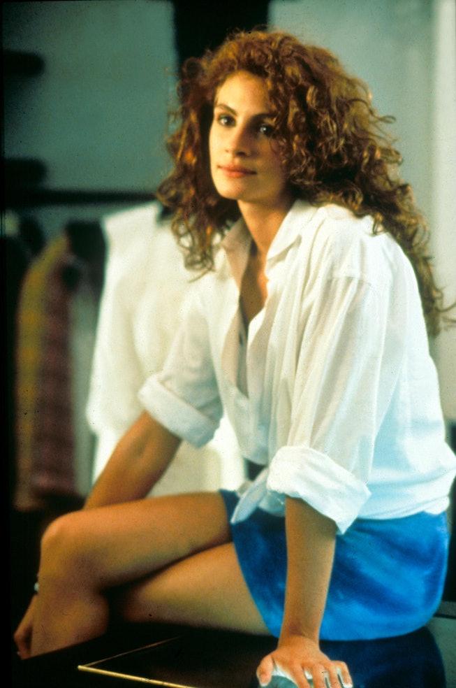 Julia Roberts in 1990s Pretty Woman