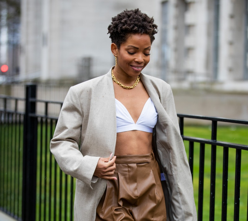 How To Style A Bra Top