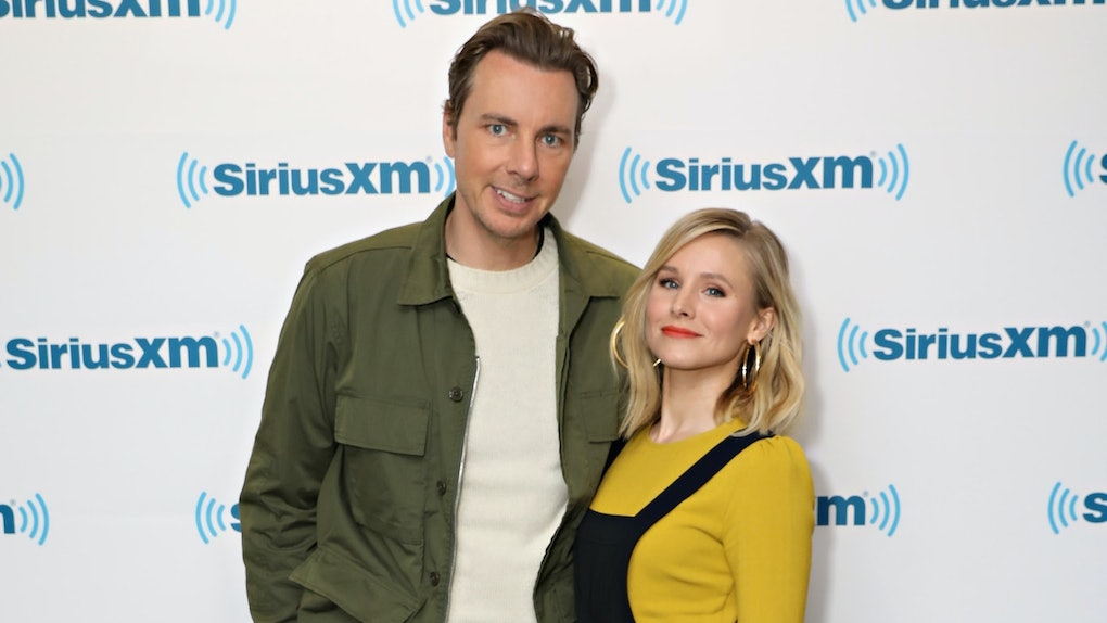Kristen Bell and Dax Shepard's NBC game show 'Family Game Fight' will tap into their competitive sides.