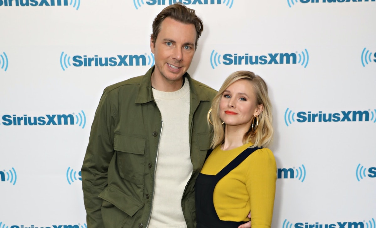 Kristen Bell and Dax Shepard's NBC game show 'Family Game Fight' will tap into their competitive sid...